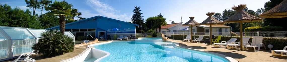 Camping ACSI Landes avec piscine