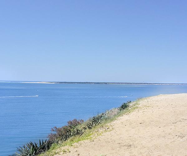 plage landaise