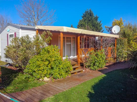 Achat mobile home Landes