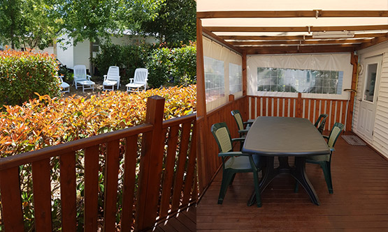 Buy a mobil-home in south west of France | Mobil Home for