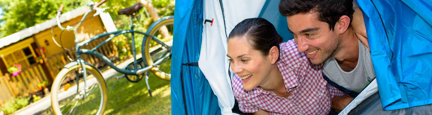 Camping pas cher à Biscarrosse