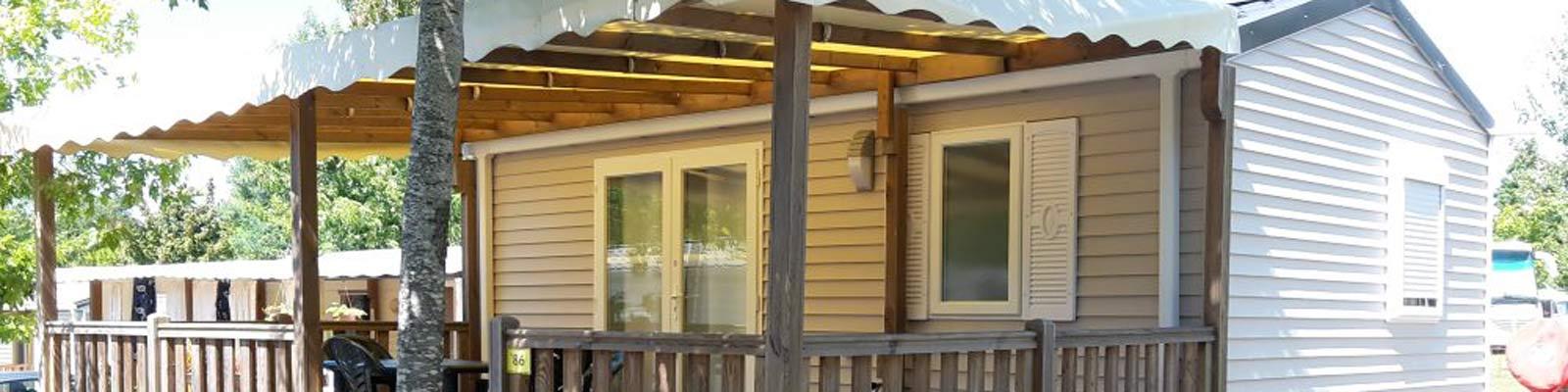 alquiler de mobil home para 4 personas en las landes costa atlantica. Black Bedroom Furniture Sets. Home Design Ideas
