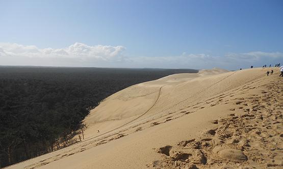 camping dune du pyla