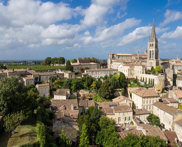 vacances Saint Emilion