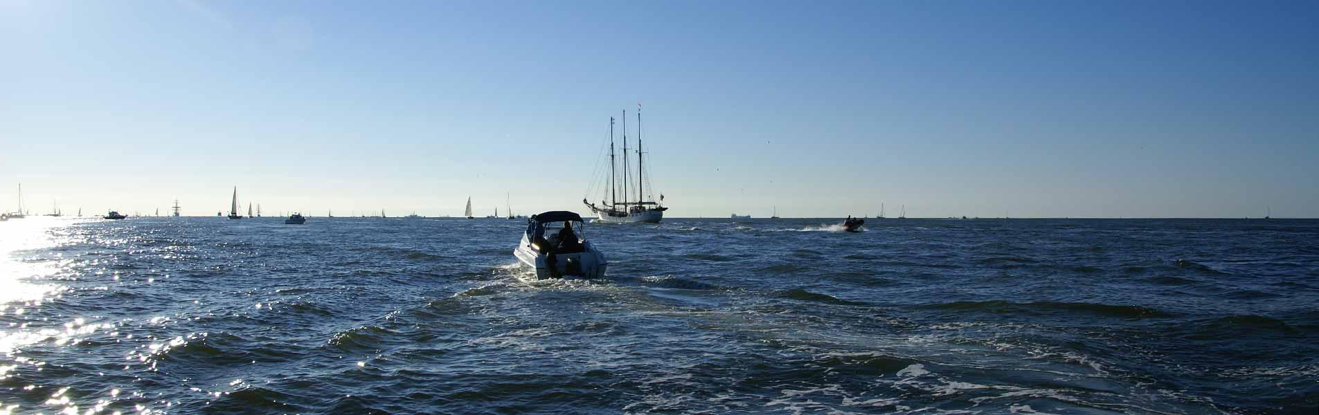 location bateau parentis lac